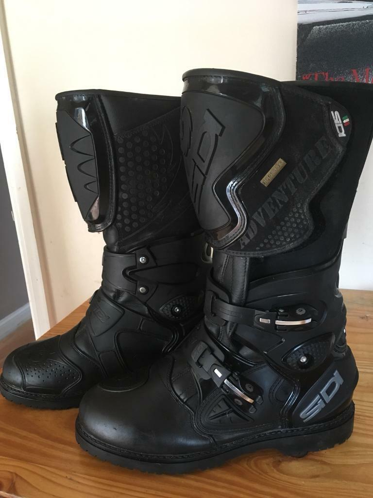 Sidi Adventure boots - uk 9.5