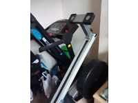 Home Gym Treadmill & Rowing Machine 249.99 ONO