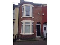 Kensington Liverpool 2 bed terr. new kitchen ,new carpets, new decor- no fees