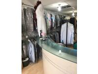 Dry cleaners business