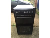 50cm Hotpoint cooker