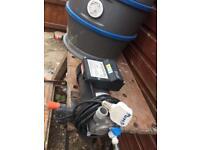 Stuart and Turner water/beer pump.