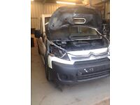 Breaking Citroen Dispatch Parts Are Available