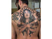 Battersea - Tattoo Artist and Designs -