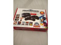 Boxed & Unopened New Sega Mega drive Retro Mini Console With 80 Built In Games Unwanted Present