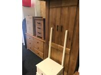 NEW solid OAK furniture-from £90