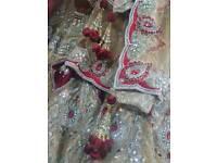 Bridal Walima Outfit