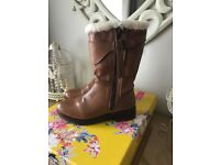 Joules boots size 5 REDUCED