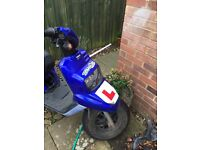 Moped spare and repair