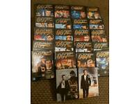 James bond dvd bundle