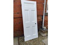 For Sale wooden door