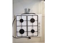 Gas hob for sale - excellent condition