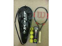 Wilson Federer 105 Tennis Racket
