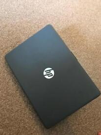 HP 14 Inch Intel Pentium 4GB 128GB SSD Laptop Bundle W Printer And Paper