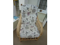 Conservatory set - 3 chairs