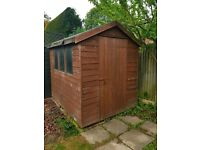 Garden Shed 6ft x 5ft