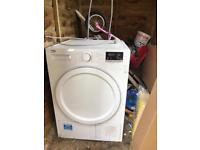Condenser sensor dry tumble dryer