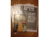 How to play heavy metal bass DVD & Pdf print outs.