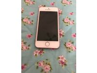 iPhone SE 64 gb Rose Gold (EE locked)