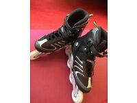Men's size 8 Bladerunner Formula 82 Inline Skates