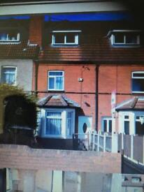 3 bed house to rent Shirebrook