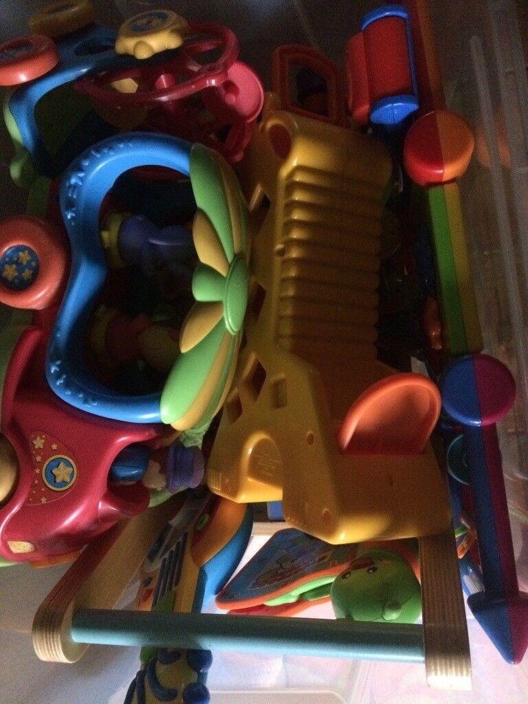 Bundle of baby/ toddler toys