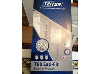 triton t80 shower unit less than 2yrs old good condition £38.00 ono