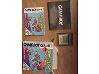Tom & Jerry - Gameboy Colour Game - MINT & BOXED