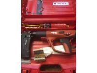 Hilti dx460 neil gun