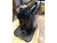 Nespresso Vertuo Coffee Pod Machine Brand new & 130 Pods included