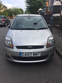 Ford Fiesta, Very Good Condition, Low Mileage