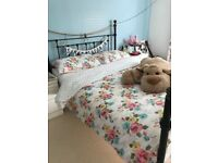 Lovely Double bed for sale
