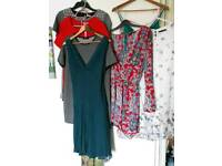 Selection of size 14 clothes