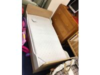 Mamas & Papas - Manhattan - Cot/Toddler Bed