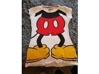 Disney tshirt size 12