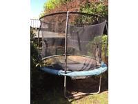 10 foot trampoline
