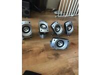 Logitech thx 5.0 Surround Sound Speakers 🔊