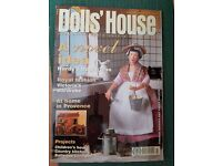 The Doll's House Magazine. Official Journal of the Guild of Master Craftsman