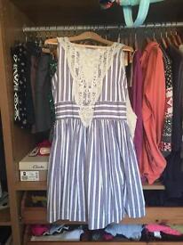 'Darling' beautiful linen summer dress