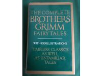 The Complete Brothers Grimm Fairy Tales 1984 Hardback