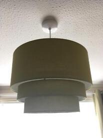 Set of 2 Lampshades - Green