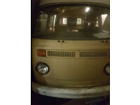 VW 1977 WESTFALIA ***RESTORATION PROJECT - NOVA REGISTERED*** VIEWING WELCOME