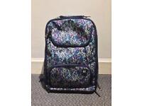 Revelation London R! Cabin Rolling Backpack Suitcase