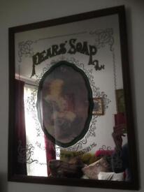 Pears mirror