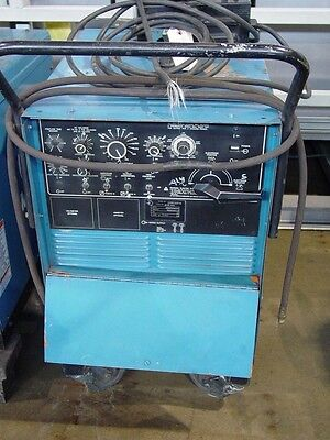 Miller Syncrowave 250 Tig Welder Acdc Welding Power Supply