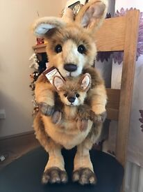 Charlie Bears Bouncer & Skip for sale