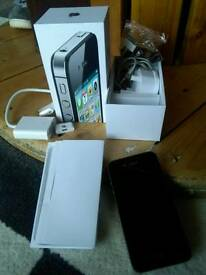 Immaculate condition iPhone4s 16GB