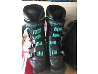 Ski boots men's size 8-9