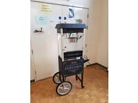 Popcorn Machine Hire Covering Birmingham & The West Midlands Area. Prices From £50. 07903639800