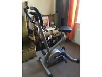 Carl Lewis Exercise Bike- Excellent Condition